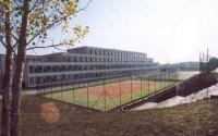 Gymnázium Golianová Budova